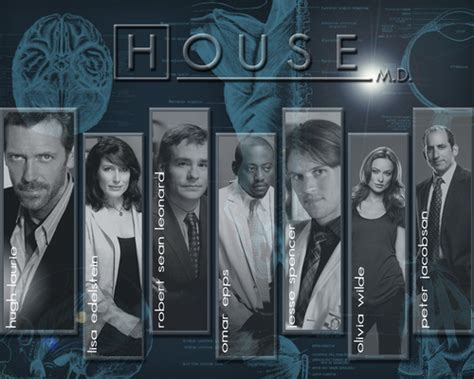 dr house cast house m d images cast hd wallpaper and background photos 15600243