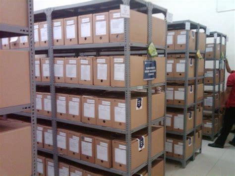 Rak Besi Untuk Arsip arthaperkasa logistics pindahkan kantor bank indonesia