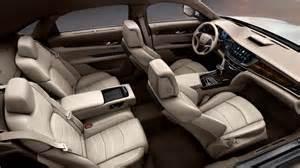 New Cadillac Interior Cadillac Ct6 Interior Image 17