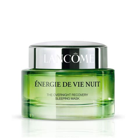 lancome energie de vie sleeping mask ml feelunique
