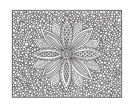 zentangle coloring page printable page 10 fotofuze