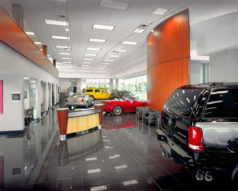 Central Cadillac Cleveland by Central Cadillac Marous Brothers Construction