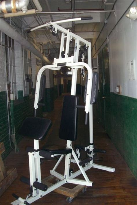 impex fitness products powerhouse universal 400 the