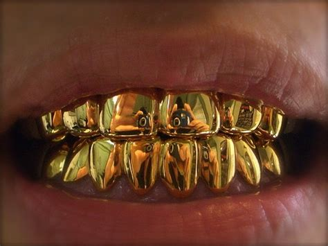 with gold teeth 14k solid gold grill 8pc gold teeth free molding kit 183 dfine lifestyle 183