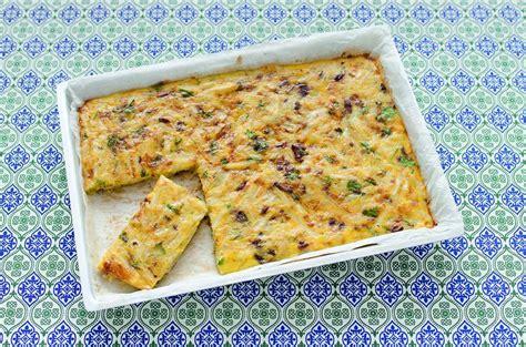 ricette sedano rapa al forno frittata al forno con sedano rapa e funghi cucina naturale
