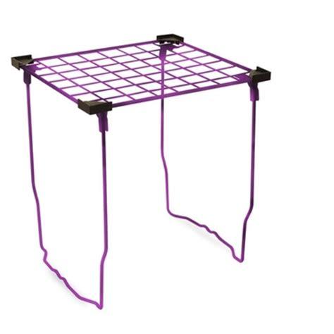 Purple Locker Shelf by Locker Shelves Locker Organizers School Locker Baskets