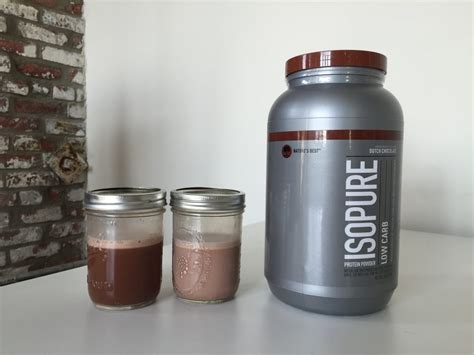 b protein powder protein content isopure low carb protein powder review most nutritious