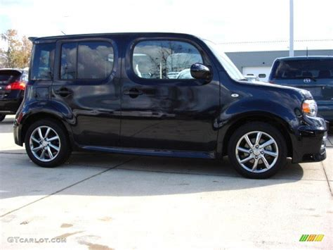 nissan cube back 2010 nissan cube black 200 interior and exterior images