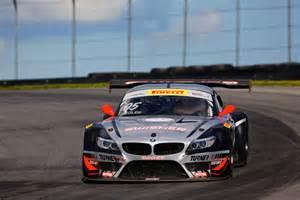 turner motorsport no 95 bmw z4 gt3 race car for sale