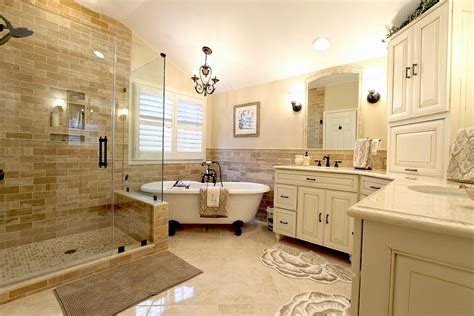 master bath remodel bathroom remodel by gainesville va contractors ramcom