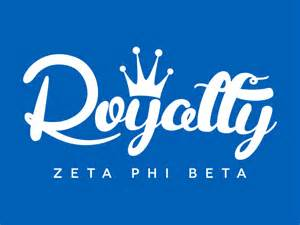 187 zeta phi beta royalty