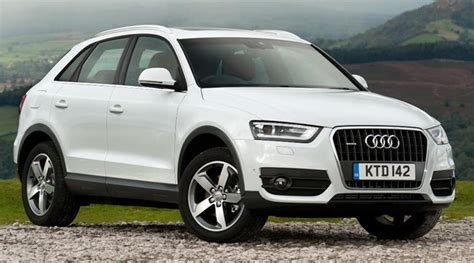 audi jeep q3 audi q3 tops glass s fastest selling of december 2013