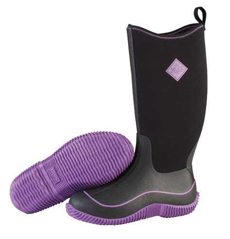 purple muck boots muck boots hale black purple muck boots the