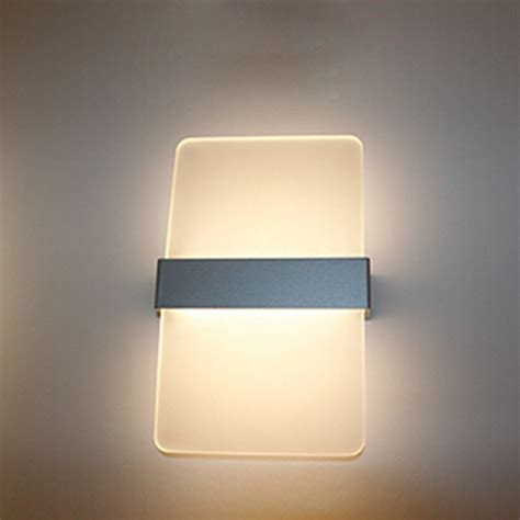 Simple Wall Lights Buy Simple Fashion Aluminum Led Wall Light Living Room