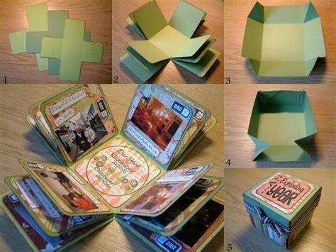 Handmade Explosion Box - caja sorpresa regalo esposito regalos gift