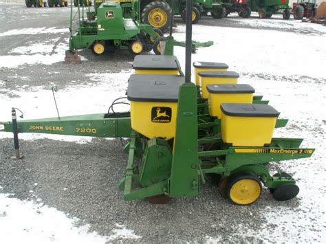 Used Deere Planters For Sale by Zeisloft S Farm Equipment Sold Deere 7200 Corn