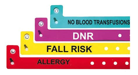 hospital wristband color meaning hospital bracelets hurdles as they fix hazard