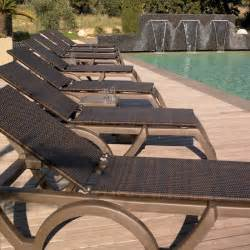 pool lounge chair pool furniture commercial