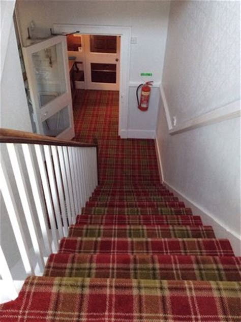 Carpet For Dining Room New Tartan Carpet March 2014 Picture Of Southbank Guest