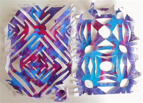 Creative Things With Paper - how did you do that things to do with paper stencils
