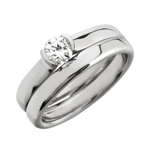 Engagement And Wedding Rings by Diamonds And Rings The Jeweller Launches A New