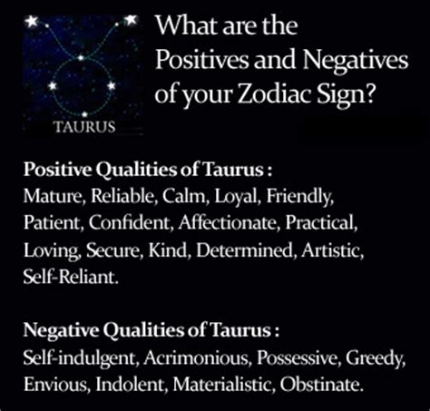 best qualities of a taurus all you need to about taurus the bull