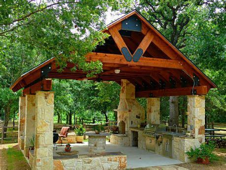 outdoor cooking area plans pinterest the world s catalog of ideas