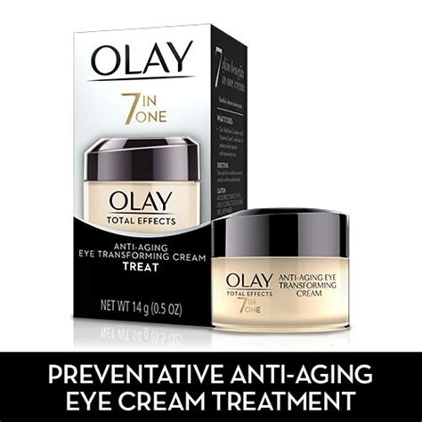 Olay Total Effects Anti Ageing olay total effects 7 in one anti aging transforming eye 0 5 oz