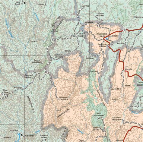 jalisco mexico map jalisco mexico map 2 map of jalisco mexico 2 mapa de jalisco 2