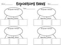 Graphic Organizers For Writing Expository Essays by 1000 Images About Endangered Animals On