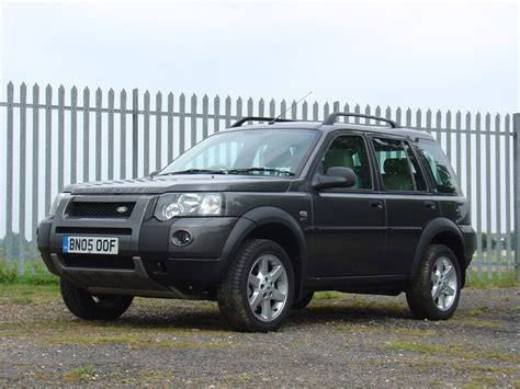 land rover freelander 2003 land rover freelander station wagon 2003 2006 photos