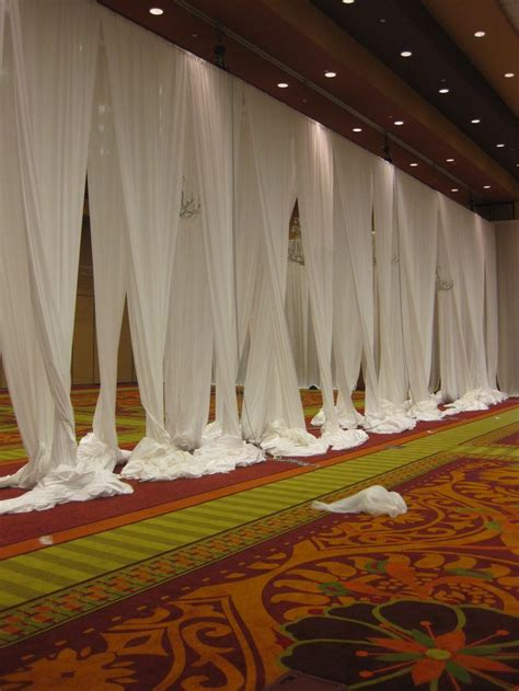 best fabric for wedding draping 17 best ideas about fabric ceiling on pinterest yoga