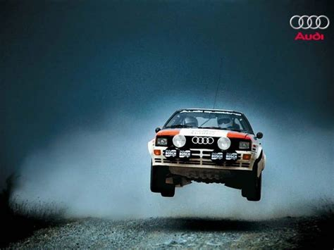 audi rally the legendary audi quattro system