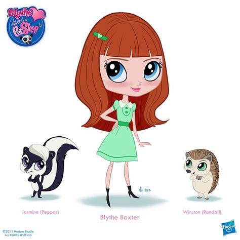blythe baxter littlest pet shop  tv series wiki
