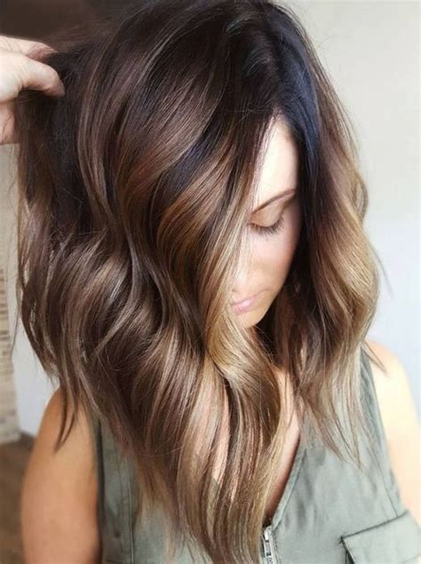hairstyles and colors for winter 2017 136 best hairstyles 2017 hair color ideas images on