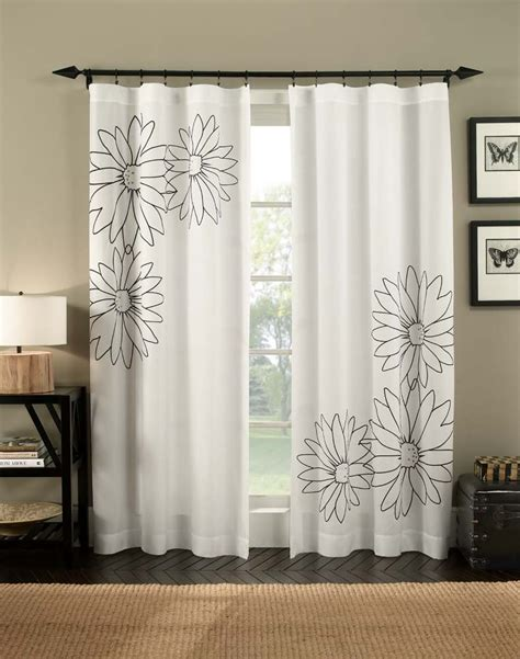 Window Curtains Walmart Prod Jcpenney Sheer Discount Ideas