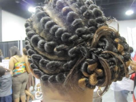 Knot Twist Hairstyles by The Twist N Knot Hair Styles For My