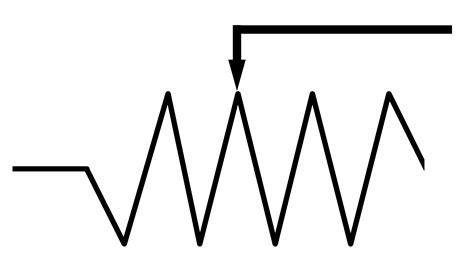 resistor symbol with line through it bitten the tv show episode six nine circles