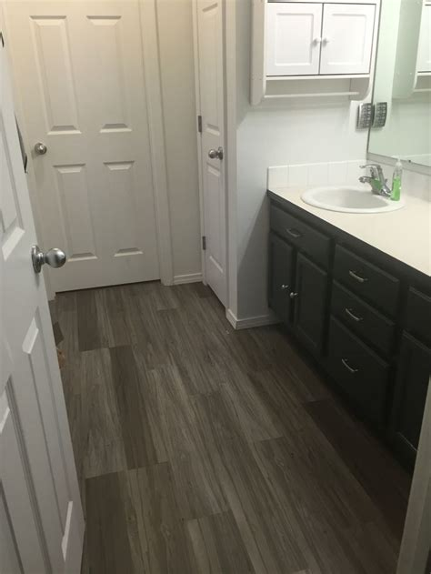 vinyl plank in bathroom 1000 ideas about allure flooring on pinterest vinyl