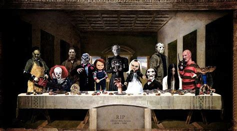 film ultima cina the last supper horror movie characters movies tv