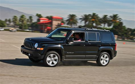 2013 Jeep 4x4 2013 Jeep Patriot Latitude 4x4 Test Truck Trend