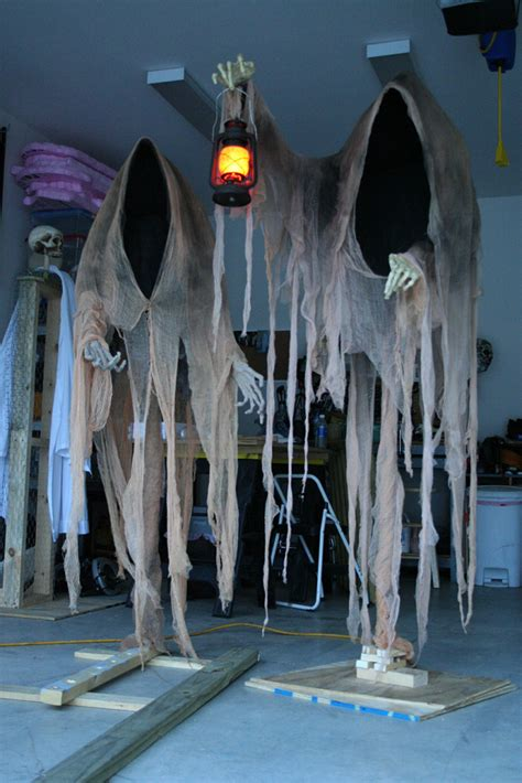 home made holloween decorations 125 cool outdoor halloween decorating ideas digsdigs