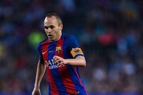 Captain Chair The Future Of Andr 233 S Iniesta Barca Blaugranes