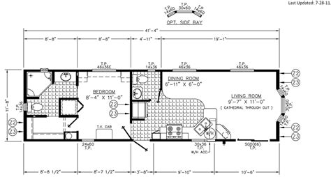 2 bedroom park model homes floor plans