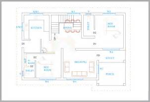 Kerala Style House Designs And Floor Plans Kerala House Plans For A 1600 Sq Ft 3bhk House