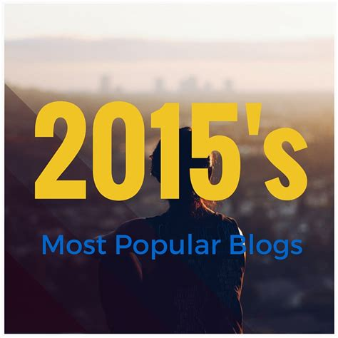 Peter Pilt S Top 5 Controversial Blogs Of 2016 Oh Strap - image gallery most popular blogs of 2015