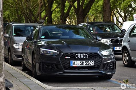 Audi Rs5 B9 by Audi Rs5 B9 10 October 2017 Autogespot