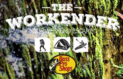 Bass Pro Shop Sweepstakes - bass pro shops workender go outdoors sweepstakes sun sweeps