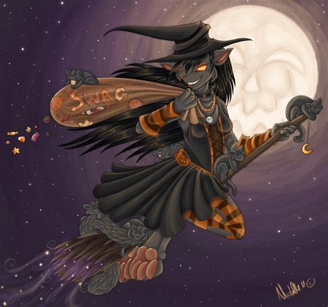 Kaos Happy Witches happy by trollscanpainttoo on deviantart