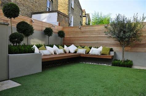 small modern backyard modern garden canvas factory